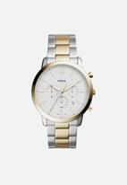 Fossil - Neutra - silver & gold