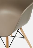 Sixth Floor - Bea chair - taupe