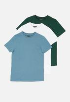 Superbalist - Crew short sleeve tees - 3 pack