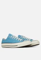 Converse - CTAS 70 - shoreline blue / black / egret