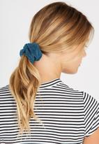 Supré  - Scrunchie - sparkly blue