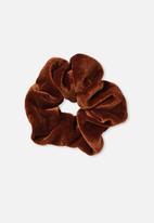 Supré  - Scrunchie - brown
