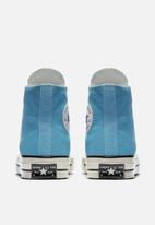 Converse - CTAS 70 HI - blue / black / egret