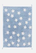 Sixth Floor - Starry kids rug - blue
