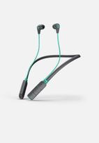 Skullcandy - Ink'd 2.0 wireless in-ear headphones - grey / miami