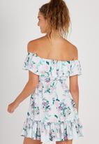 Supré  - Lily off shoulder dress - multi