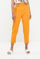 Superbalist - D ring pants - mustard