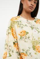 Superbalist - Button detail blouse - multi