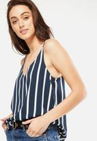 Cotton On - Astrid cami - navy