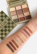 Stila - Matte 'n metal eye shadow palette