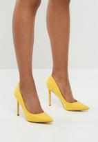 Madison® - Katinka court heel - yellow