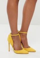 Madison® - Rosaleigh heel - yellow