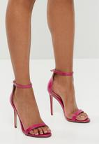 Missguided - 2 Strap barely there - pink