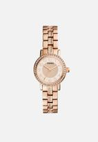 Fossil - Shae - rose gold