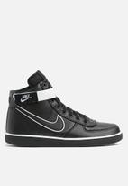 Nike - Vandal High Supreme Leather - Black / White