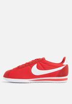 Nike - Classic Cortez Nylon - University Red / White