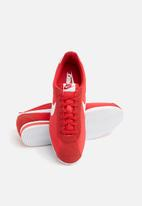 Nike - Classic Cortez Nylon - University Red / White