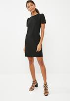 Superbalist - Bodycon shift dress - black