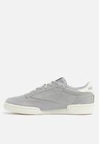 Reebok Classic - Club C 85 MU - Tin Grey / Chalk
