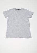 Superbalist - Kids boys crew neck with pocket - grey
