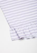 Superbalist - Kids girls dropped waist dress - multi