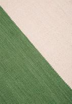Sixth Floor - Bloccare woven rug - multi