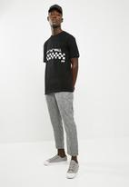 Vans - Flying start tee - black