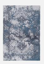 Sixth Floor - Albatross printed jacquard rug