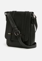 Call It Spring - Chorelian messenger bag - black