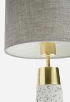 Sixth Floor - Luna lamp - gold