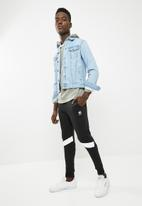 Reebok Classic - Cut & sew jogger - black