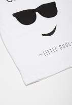name it - Detto top - white