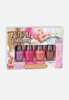 Morgan Taylor - Royal Temptations MINI 4 pack