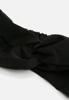 Superbalist - Headband set - black & white