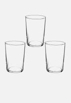 Luigi Bormioli - Rocco bodega glasses - 500ml 3 piece