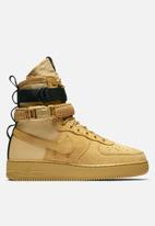 Nike - Special Field Air Force 1 - Club Gold / Black