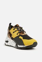 Steve Madden - Cliff sneaker - yellow multi