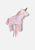 Meri Meri - Unicorn pinata - multi