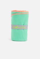 Bobums - Yoga towel - seafoam