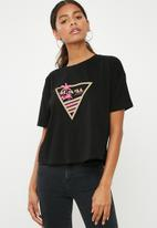 Superbalist - Summa 1990 graphic tee - black