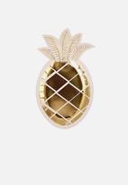 Meri Meri - Pineapple plates