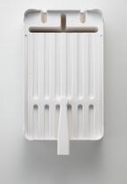 Yamazaki - Tower dish drainer - white