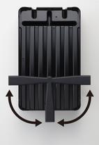 Yamazaki - Tower dish drainer - black