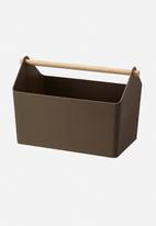 Yamazaki - Tosca tool box large - brown
