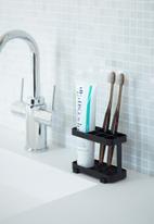 Yamazaki - Tower toothbrush stand - black