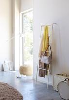 Yamazaki - Tower ladder hanger - white