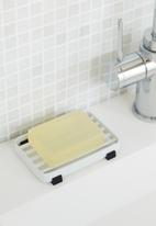 Yamazaki - Tower soap dish - white