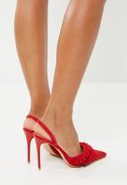 Footwork - Cora - red