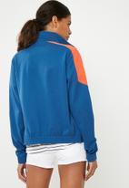 Reebok Classic - Track jacket - blue