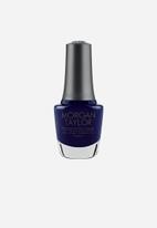 Morgan Taylor - Deja blue - Dark Blue Crème